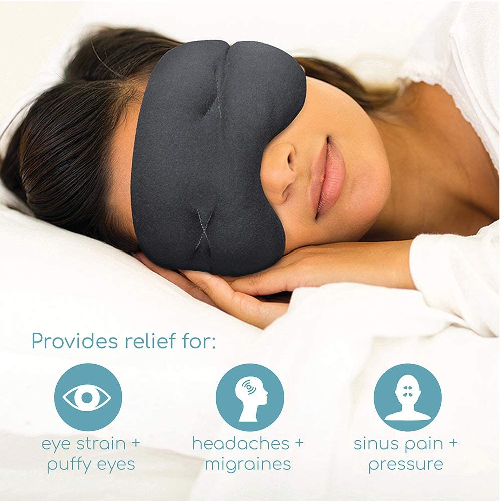 IMAK Compression Pain Relief Mask benefits