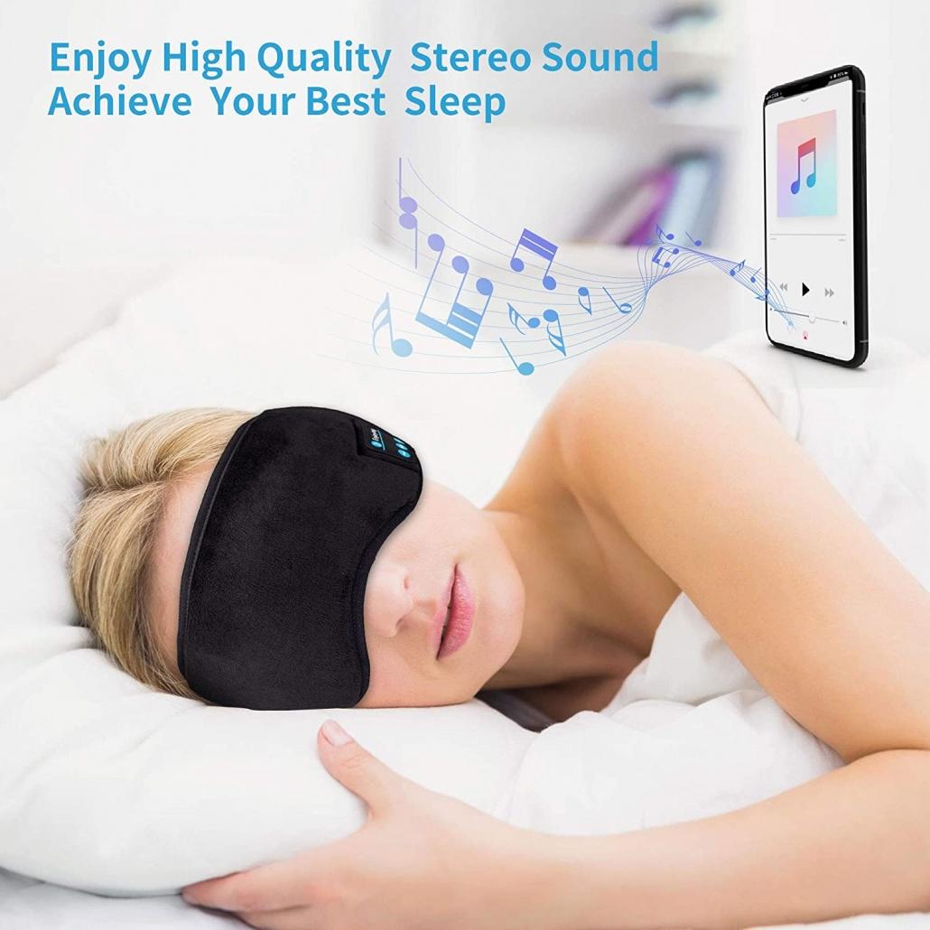Joseche Wireless bluetooth sleep mask