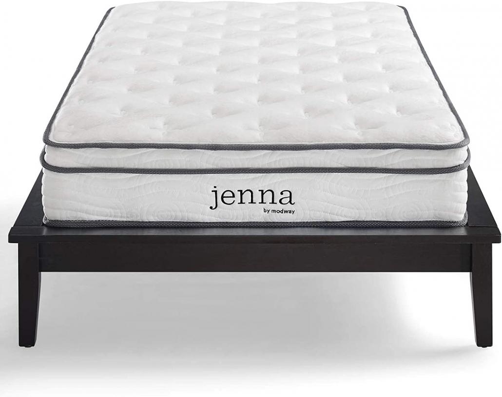 Modway Jenna Innerspring Mattress 8 inches