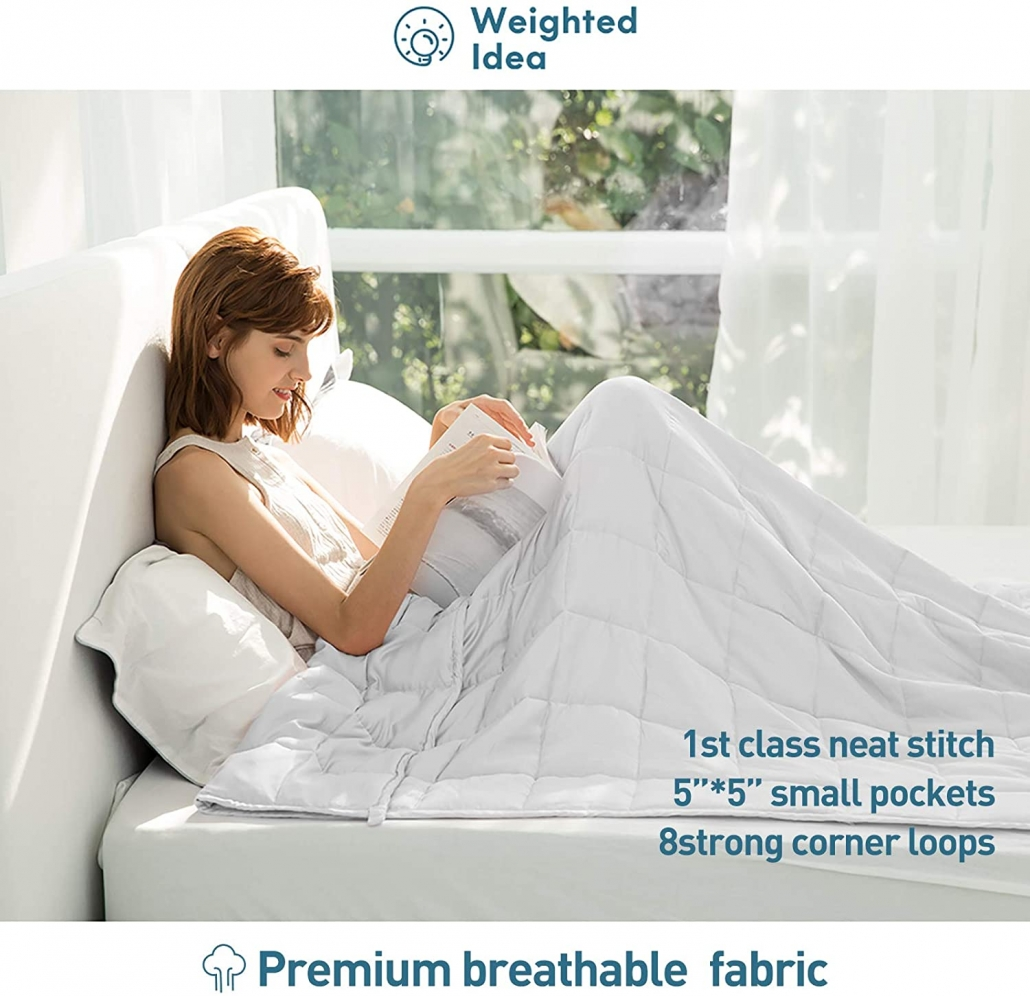 Weighted Idea Cool Weighted Blankets