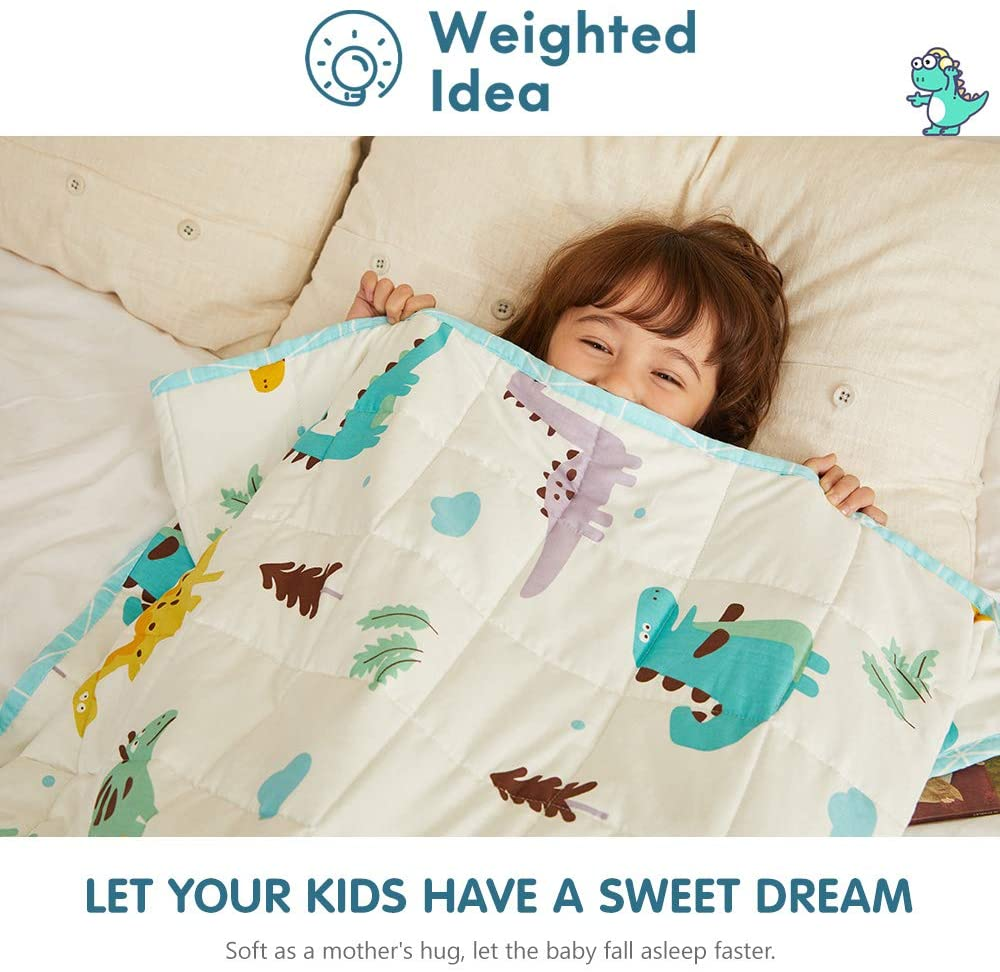 Weighted Idea Cool Weighted Blankets for kids