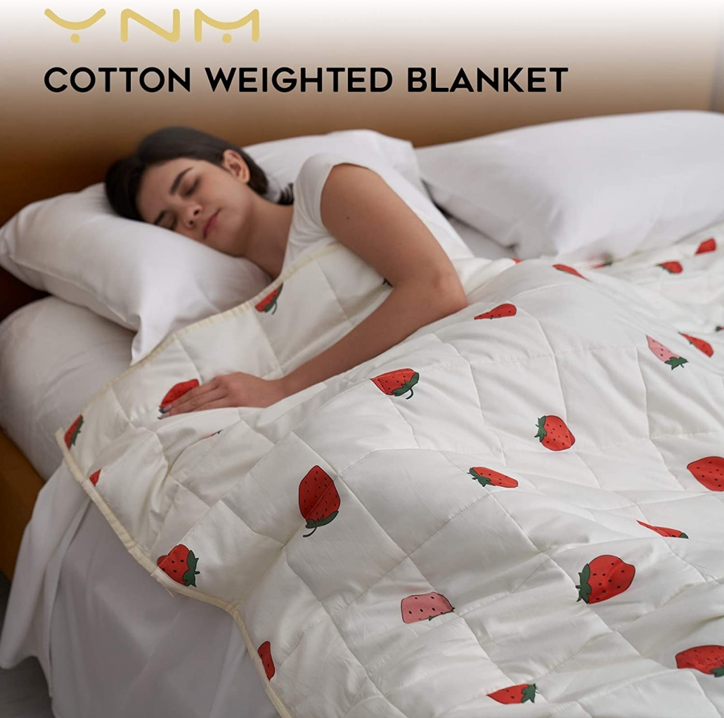 Top 7 Weighted Blankets to Help You Sleep Better