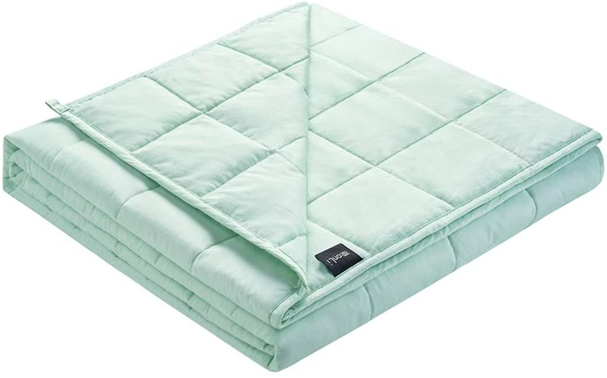 ZonLi Weighted Blankets cyan