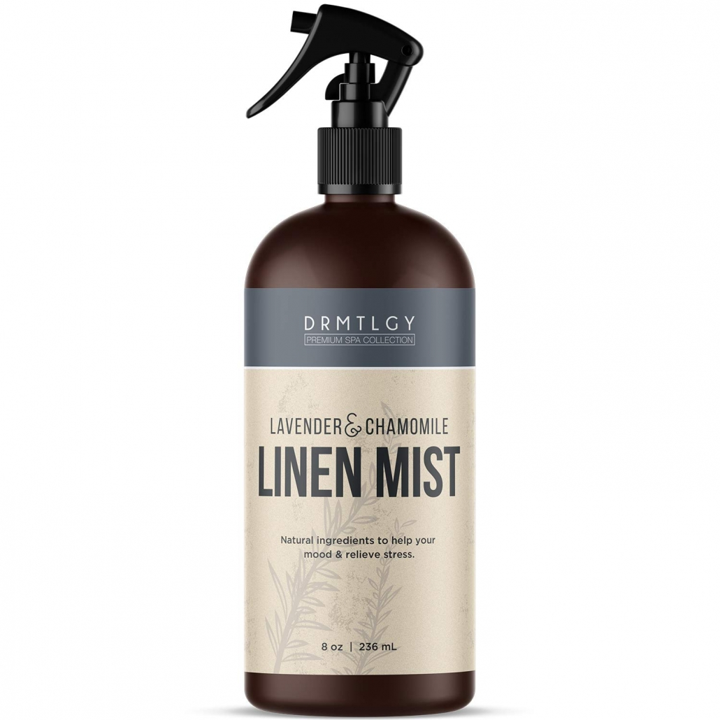 DRMTLGY Natural Lavender and Chamomile Linen and Room Spray