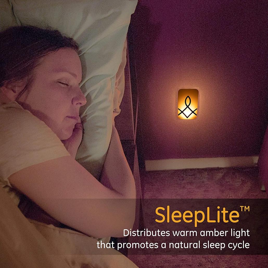 GE SleepLite LED sleep lights