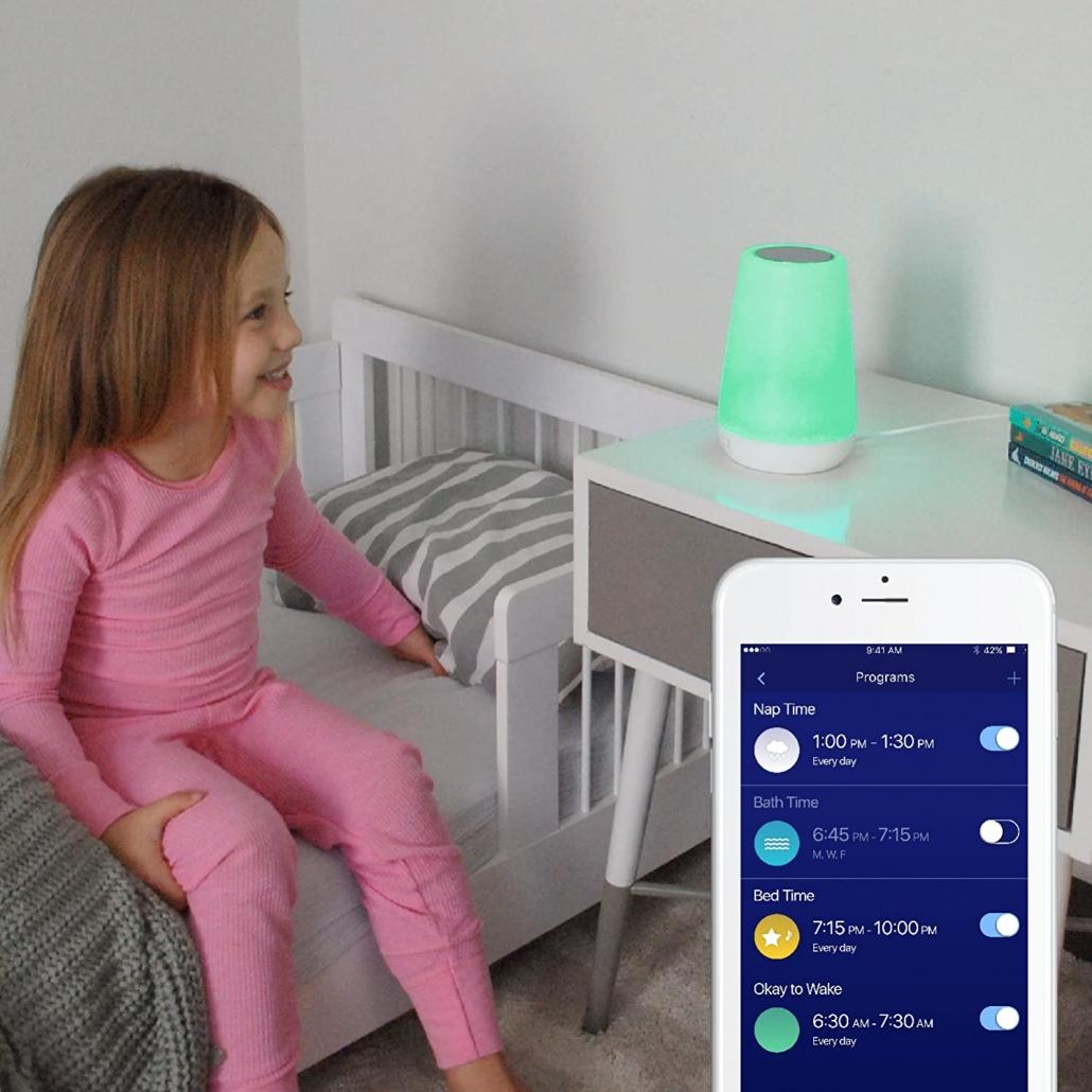 Hatch Baby Rest Sound Machine app