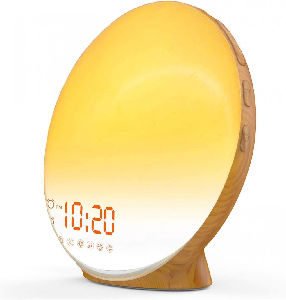 JALL Sleep Aid digital alarm