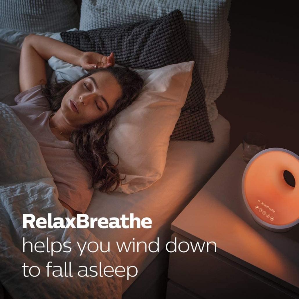 Philips SmartSleep Light feature