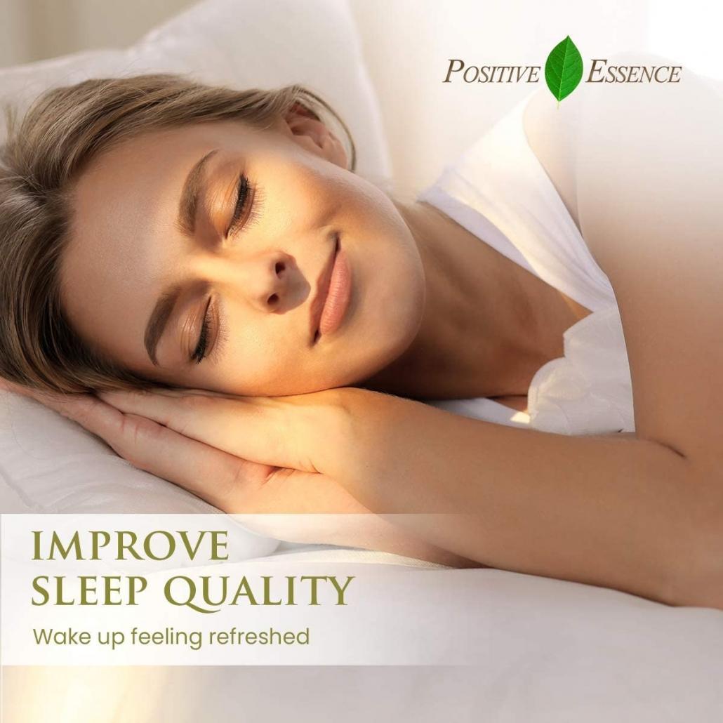 Positive Essence Linen and Room Spray sleep