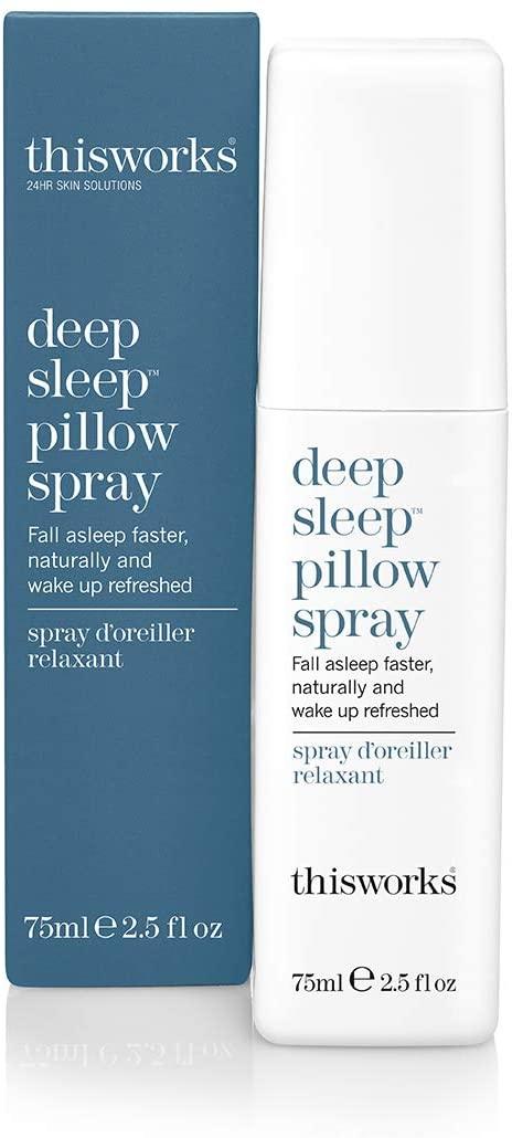thisworks Deep Sleep Pillow Spray